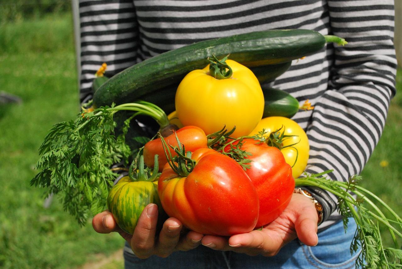 Vegetables - warzywa - quiz z angielskiego