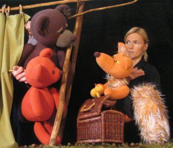 Sobotnie bajdurki: Wiosenna Przygoda w wykonaniu Teatru TeatRyle