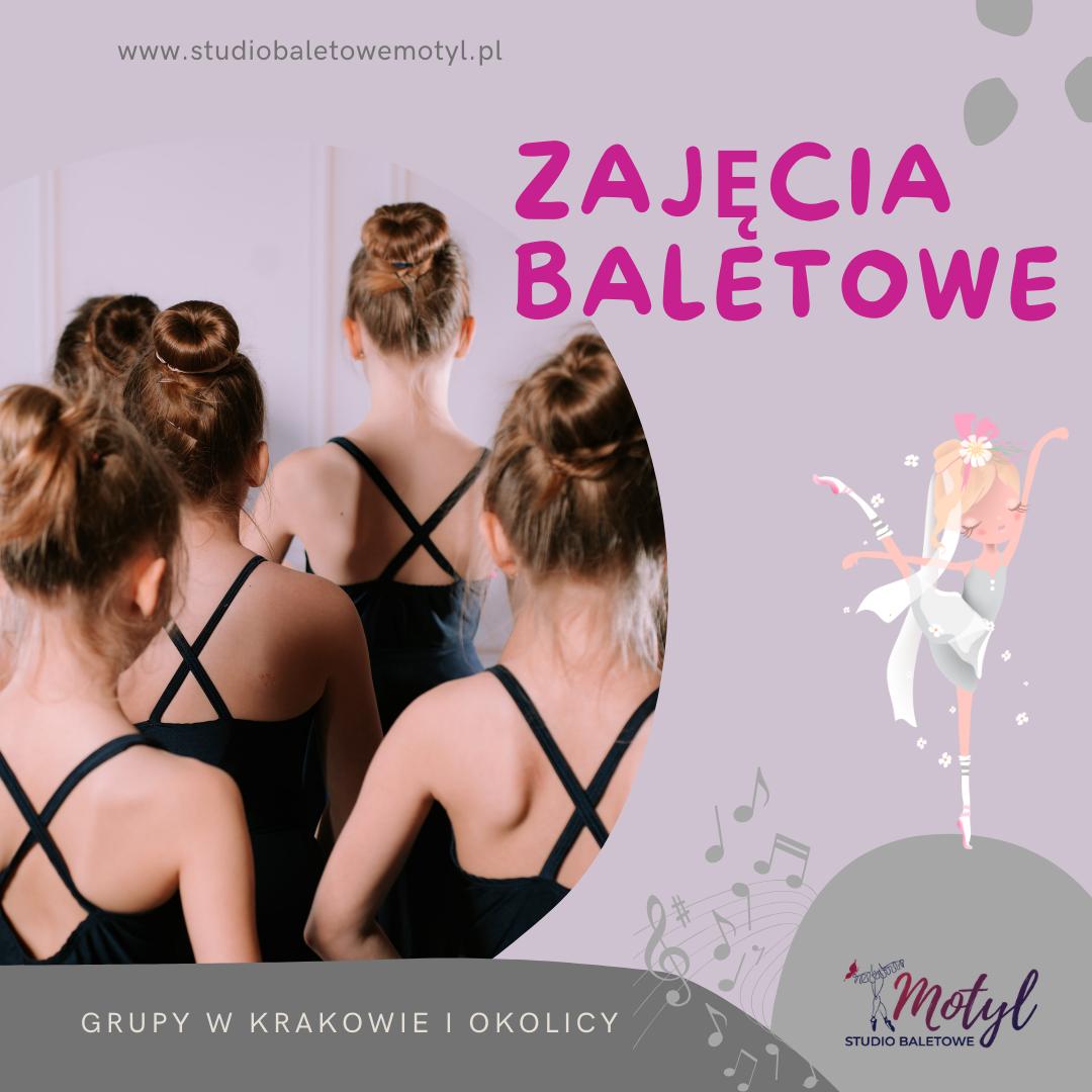 Zajęcia baletowe BLISKO Twojego domu