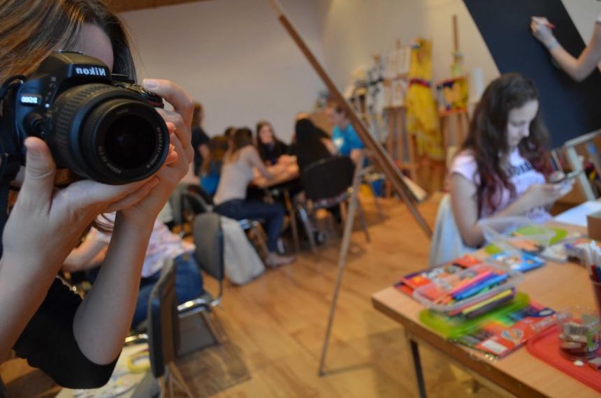 Obóz Plastyka & Fotografia – Intercamp Junior! Zapisy ruszyły!