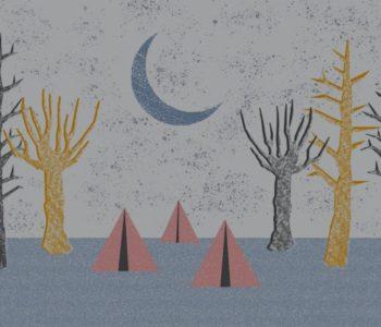 Pani Drzewa z cyklu Wieczorynki z podziemnego miasta