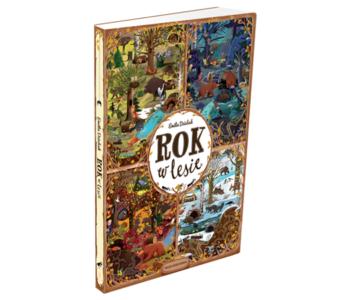 Rok w lesie -książka