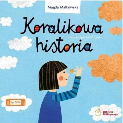 Koralikowa historia opinie o książce dla dzieci w żałobie