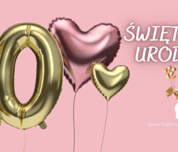 10-lecie Teatru Małego Widza - słuchowiska, koncert i inne atrakcje