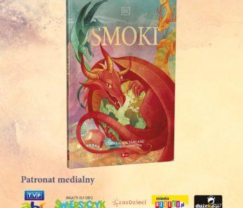 Smoki - przepięknie ilustrowana księga