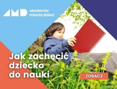 Jak zachęcić dziecko do nauki - Akademia Miasta Dzieci