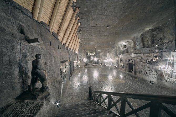 Od 4 maja Kopalnia Soli Wieliczka otwarta dla turystów!