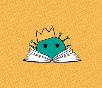 Korona nie z bajki – zbiórka na wydanie książki dla dzieci o koronawirusie i pandemii