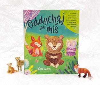 Konkurs dla dzieci z książkami oddychaj jak miś