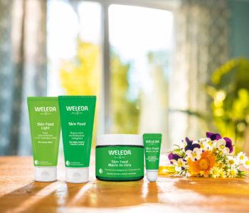 Skin Food – kosmetyki Weleda