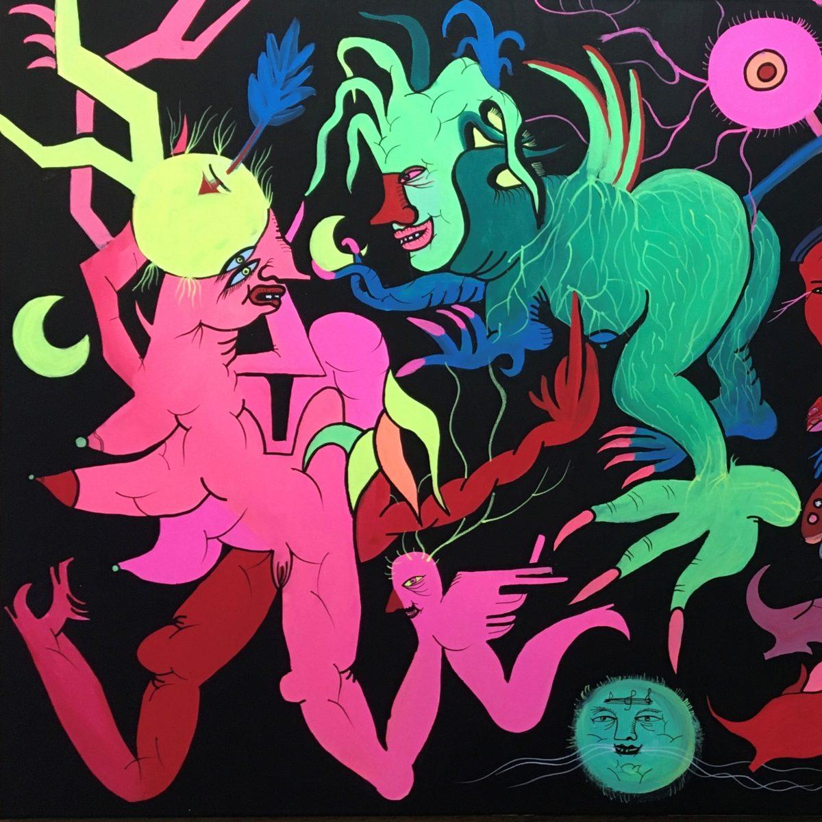 Ale sztuka! - Uglyika. Malarstwo i rysunek - wystawa online