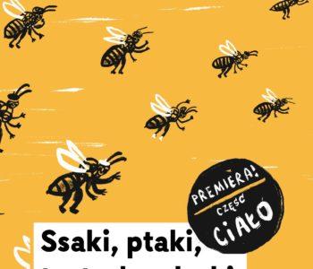 Pszczoły i żurawie w Teatrze Guliwer, czyli premiera kolejnych warsztatów live