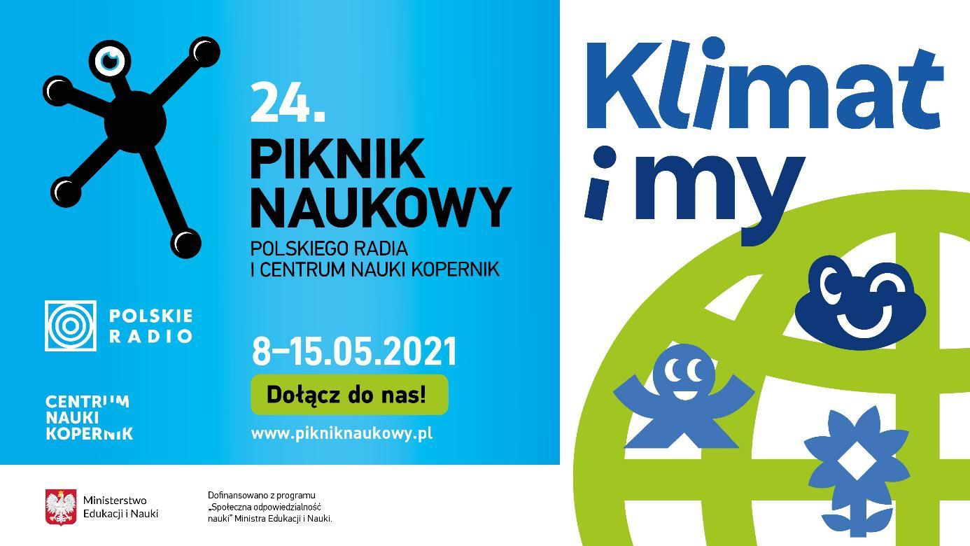 Piknik Naukowy Polskiego Radia i Centrum Nauki Kopernik