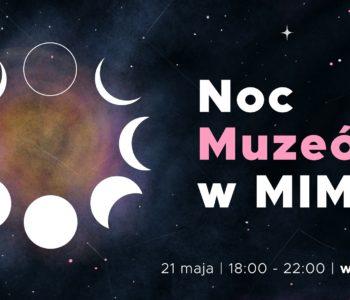 Zapraszamy na Noc Muzeów w Muzeum Inżynierii Miejskiej i w Ogrodzie Doświadczeń im. Stanisława Lema.