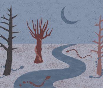 Egle, królowa węży z cyklu Wieczorynki z podziemnego miasta
