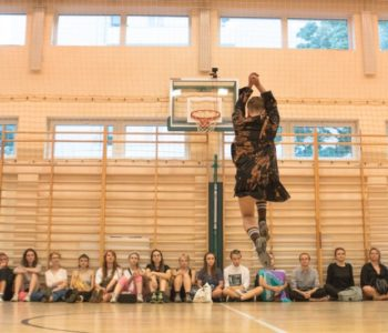 Taniec. Warsztaty dla dzieci w wieku 5-7 lat