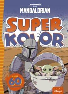 książeczki z bohaterami Star Wars oraz Marvel