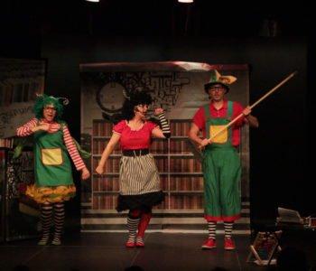 Poranek familijny: Teatr Trip - Na tropie zaginionej opowieści