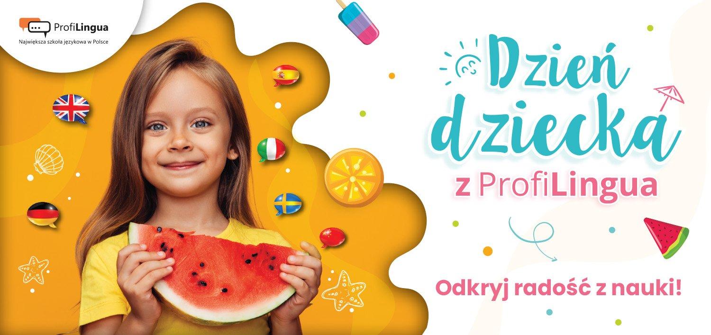 Dzień Dziecka w ProfiLingua. Katowice