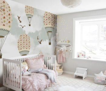 Bajecznie piękny pokój: 10 fototapet, które zakochają w sobie zarówno dzieci, jak i ich rodziców