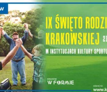 Święto Rodziny Krakowskiej w Muzeum Inżynierii Miejskiej