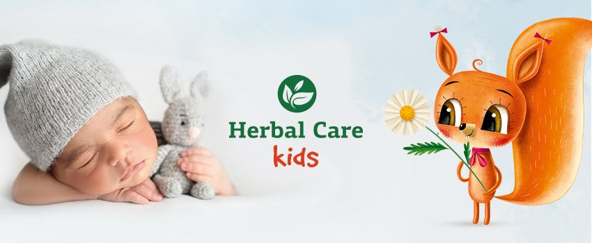 Wygraj kosmetyki Herbal Care Kids!