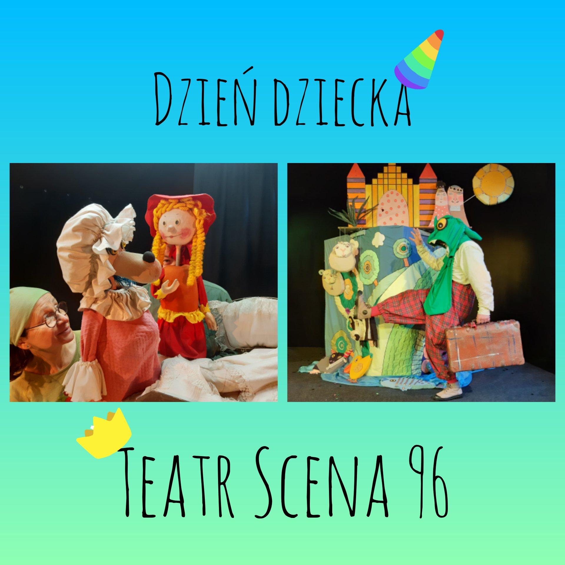 Dzień Dziecka z Teatrem Scena 96