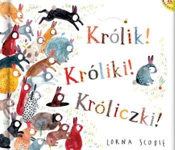 Króliki króliki króliczki recenzja książki