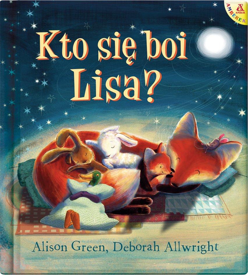 Kto się boi Lisa? Nowe wydanie książki