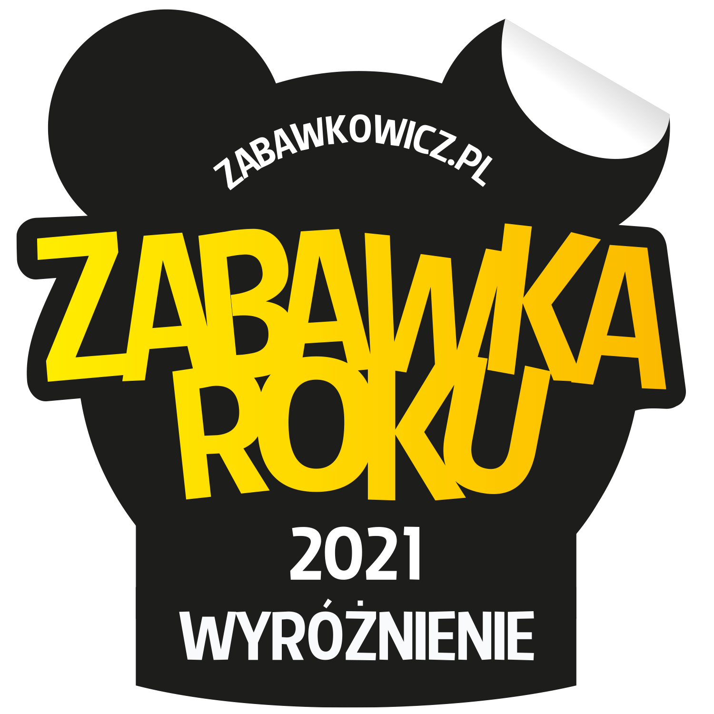 logo-Zabawka Roku 2021-wyróżnienie