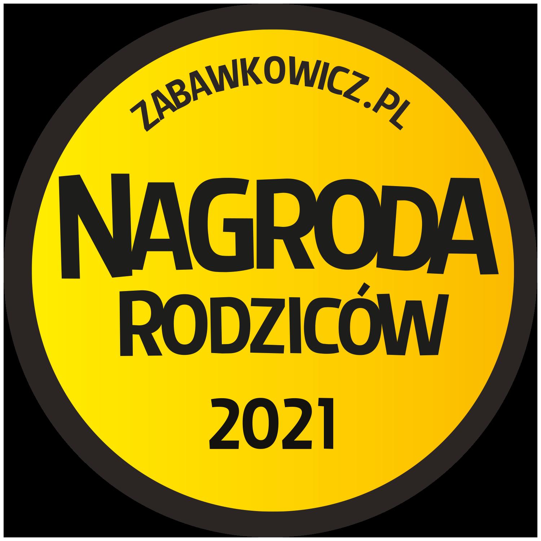 Nagroda Rodzicow 2021- logo