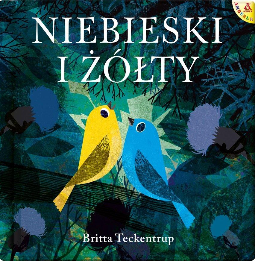 Niebieski i żółty - książka, która pomaga przezwyciężyć smutek