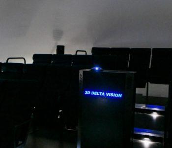 Kino sferyczne Planetariumw Ogrodzie Doświadczeń!