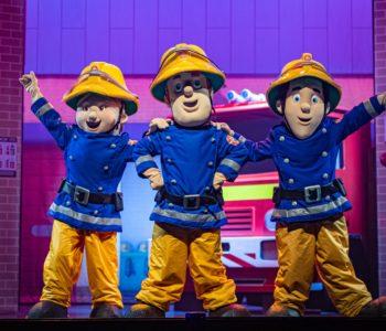 Strażak Sam – znakomity muzyczny spektakl, wspaniała rozrywka dla całej rodziny