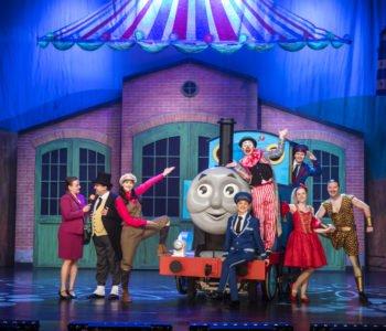 Tomek i Przyjaciele – Tomek ratuje cyrk w Rzeszowie