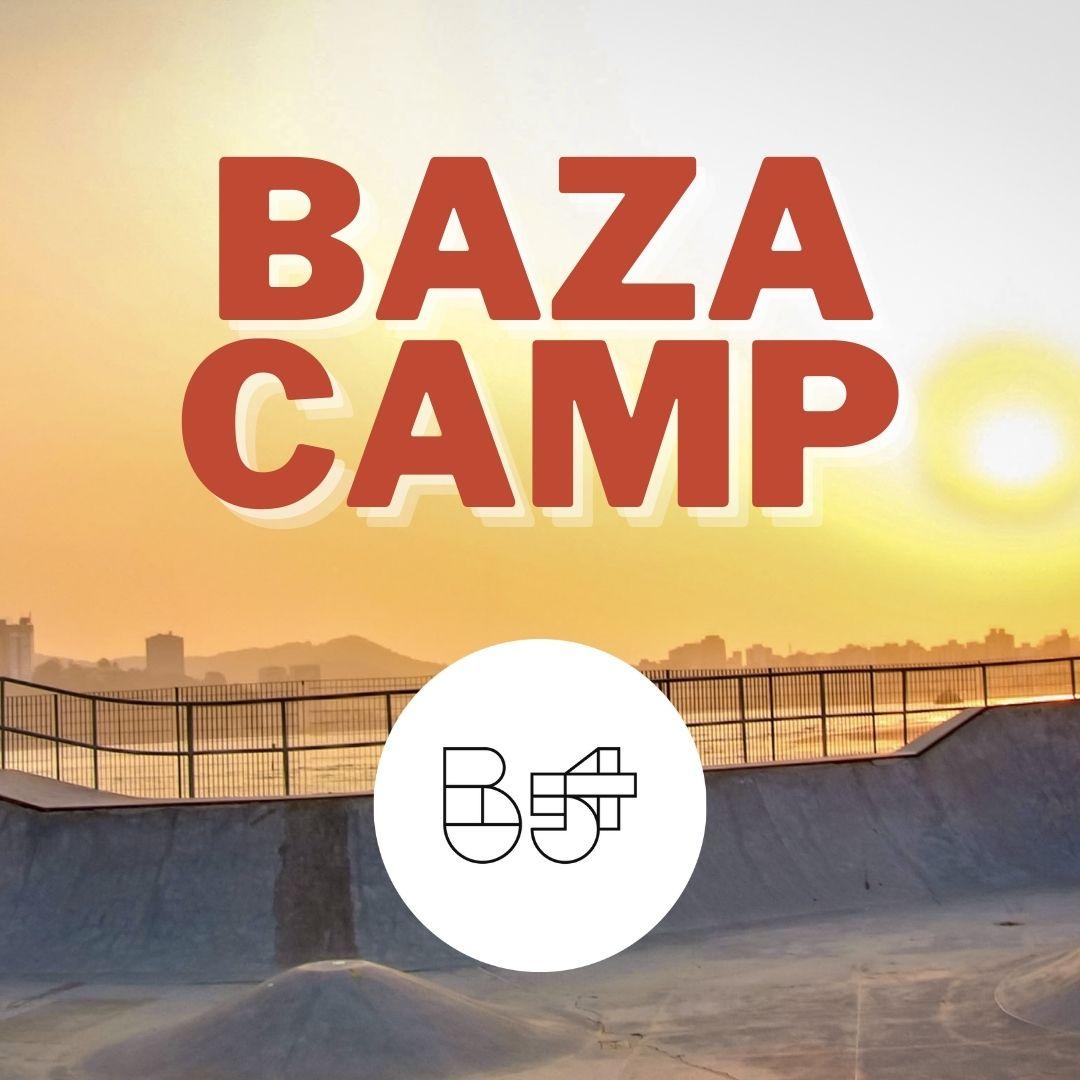 Baza Camp - całodniowe warsztaty - wakacje 2021