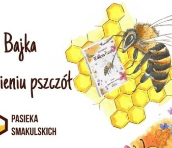 W imieniu pszczół – premiera książki!