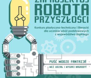 Zaprojektuj robota przyszłości - konkurs