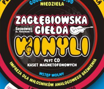 Zagłębiowska Giełda Winyli. Sosnowiec