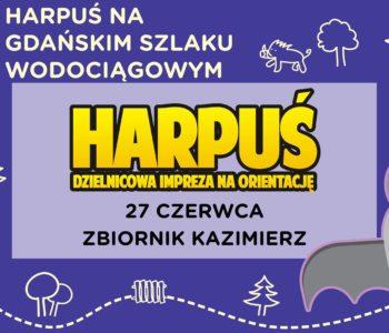 Harpuś na Gdańskim Szlaku Wodociągowym – Kazimierz