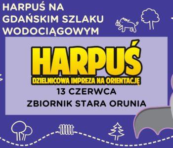 Harpuś na Gdańskim Szlaku Wodociągowym – Stara Orunia
