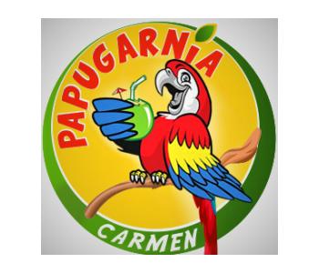 Papugarnia Carmen logo