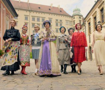 Szlakiem kobiet Krakowa.