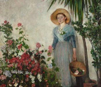 Rodzinne niedziele: Czy obraz może pachnieć, czyli o roślinach w sztuce