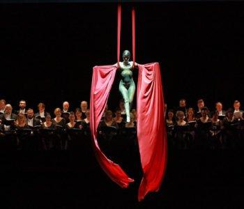 Carmina Burana na Noc Teatrów!