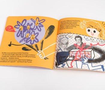 Mały Frycek - najnowsze wydawnictwo Narodowego Instytutu Fryderyka Chopina dla dzieci