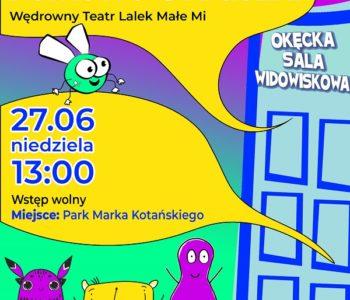 Spektakl dla dzieci: Fintikluszki – Folkowe Okruszki