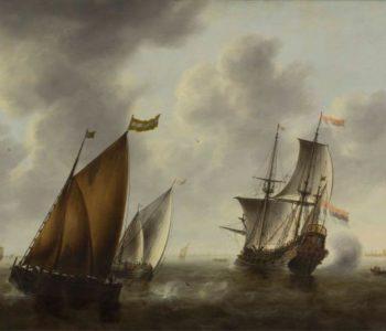 Warsztaty rodzinne: Na morzu i na lądzie – życie w holenderskim mieście