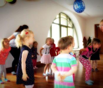 Strefa zabawy: Salsa. Warsztaty taneczne