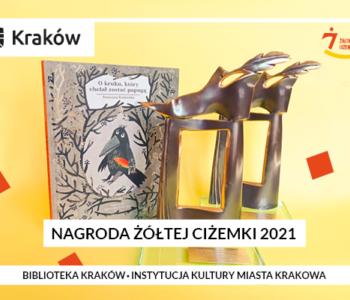 Literacka Nagroda Żółtej Ciżemki – Piknik Literacki z Biblioteką Kraków
